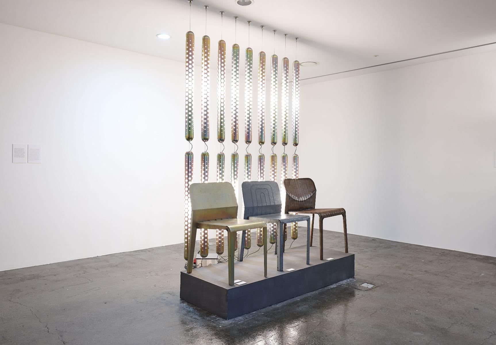 Tom Dixon Yesterday, Today, Tomorrow exhibition at 10 Corso Como Seoul.