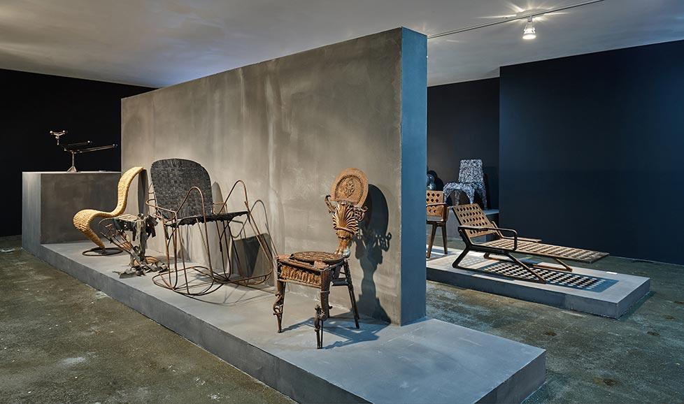 Tom Dixon Yesterday Exhibition