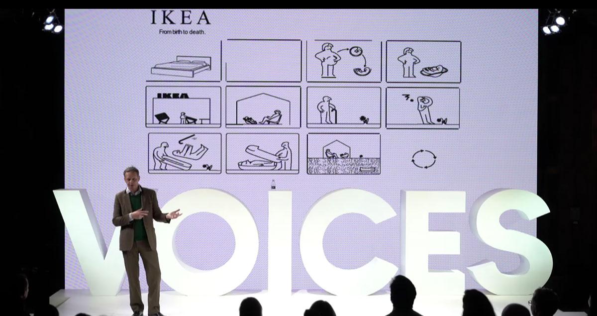 Ikea collaboration with Tom Dixon