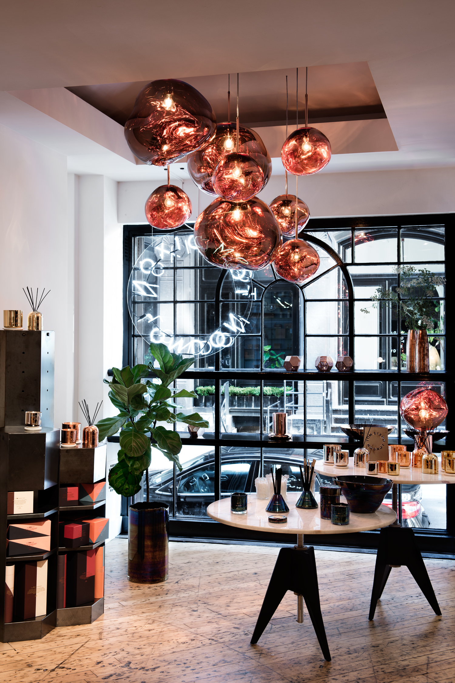 Store Locator Tom Dixon Shop New York