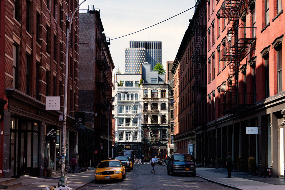 Howard Street new York