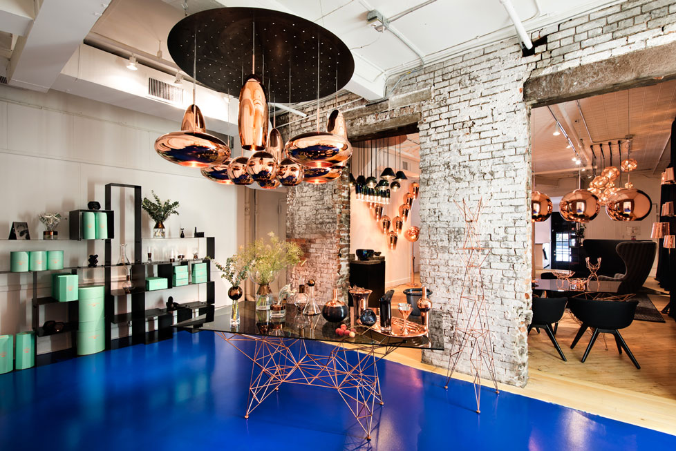 Tom Dixon New York City Shop