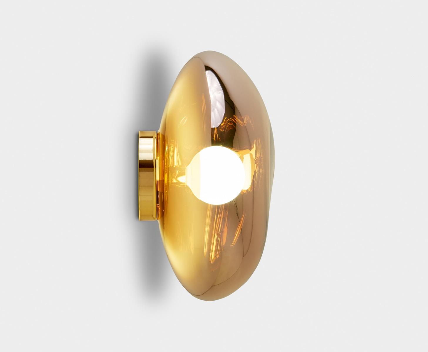Melt Surface Light Gold